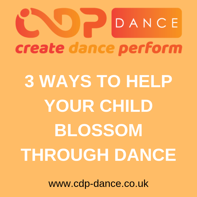 3 ways to help your child blossom