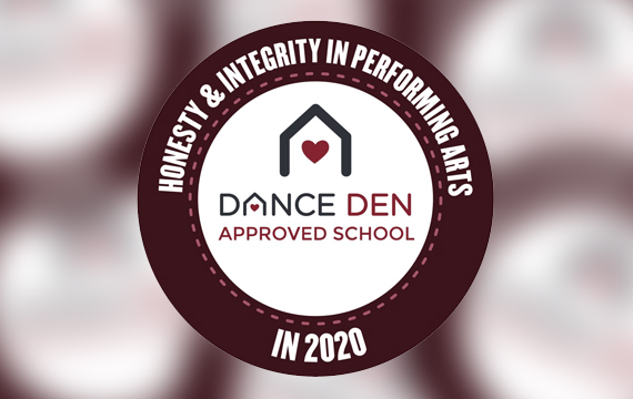 Dance Den Approved!!